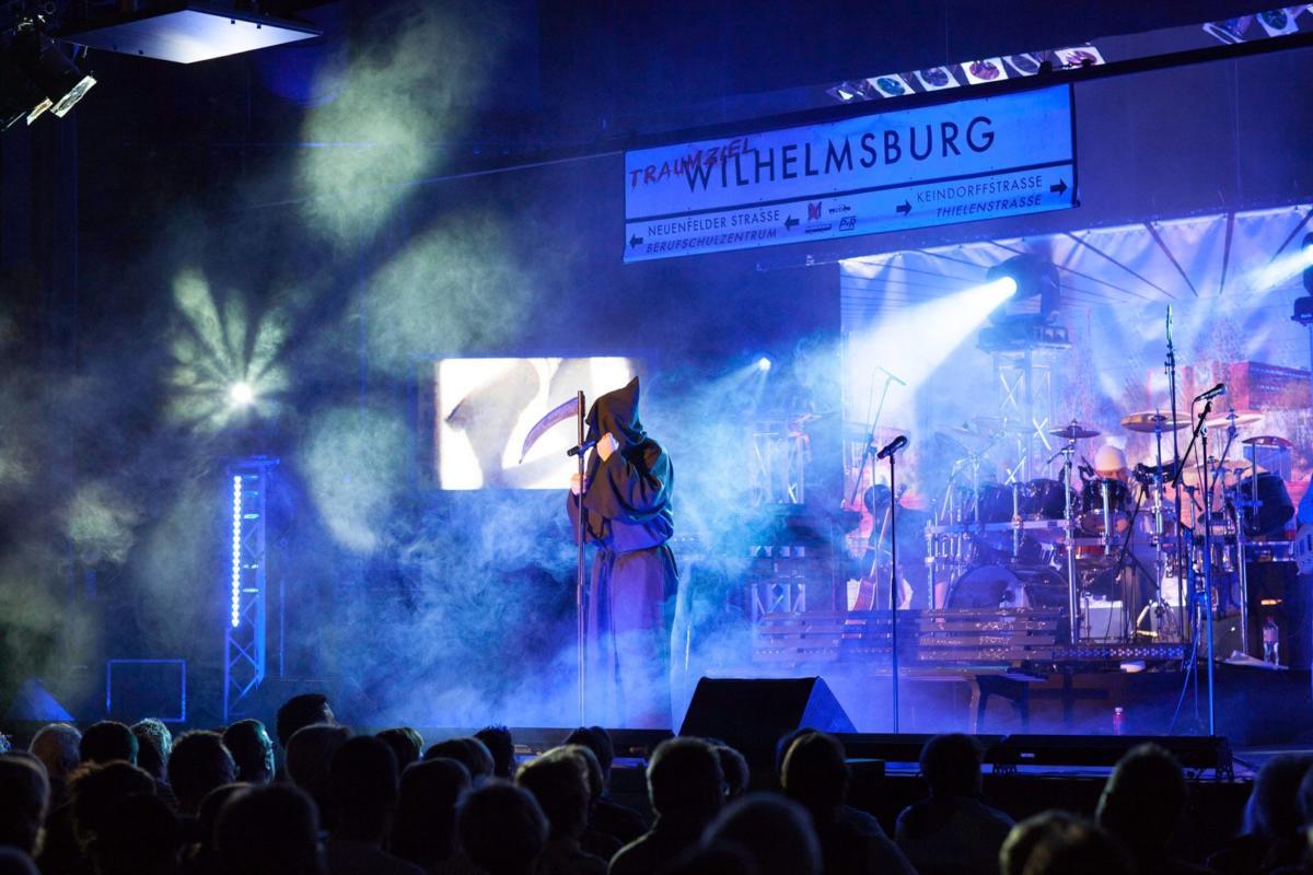 Uraufführung Traumziel Wilhelmsburg