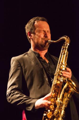 Gipsy Swing Saxophon