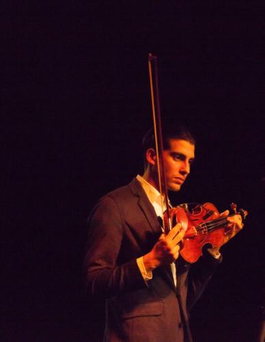 Gipsy Swing Violine