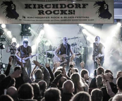 Kirchdorf Rocks Feinripp